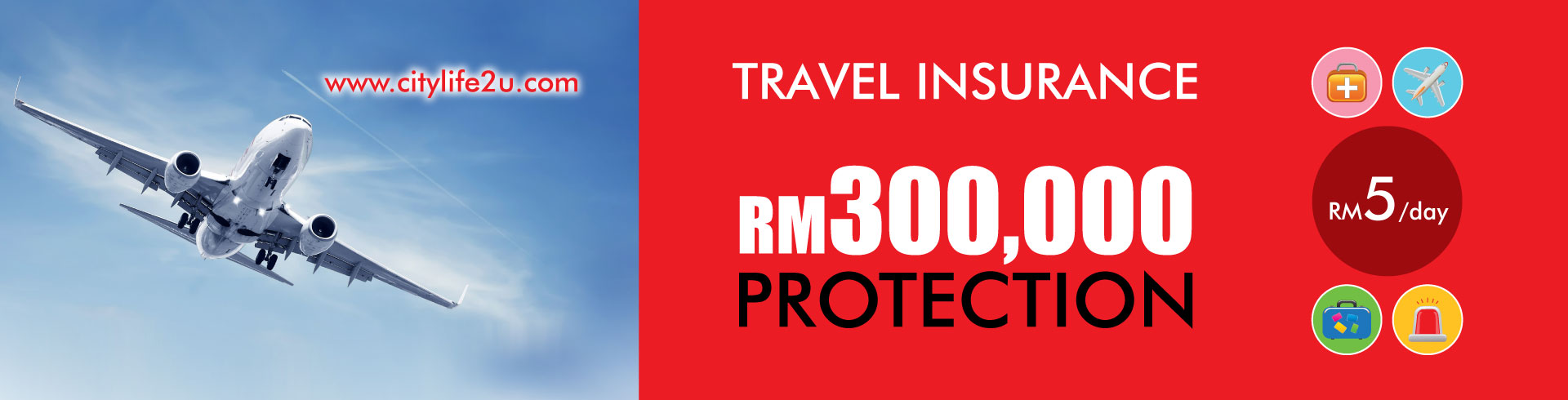 Travel Insurance Daily Protection